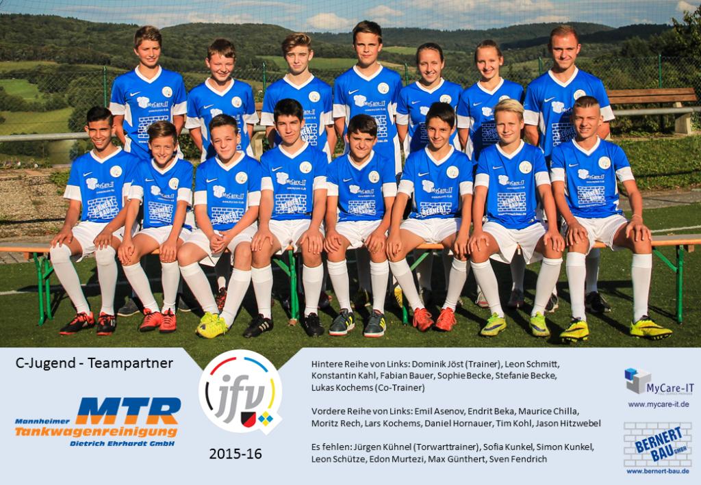 2015-16 C-Jugend