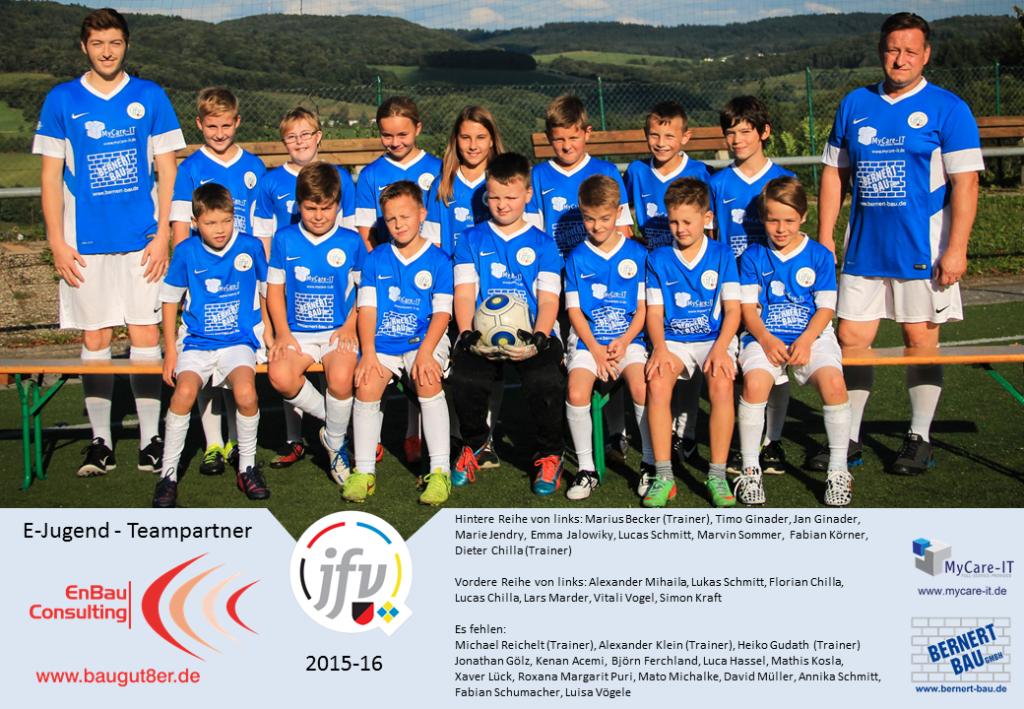 2015-16 E-Jugend