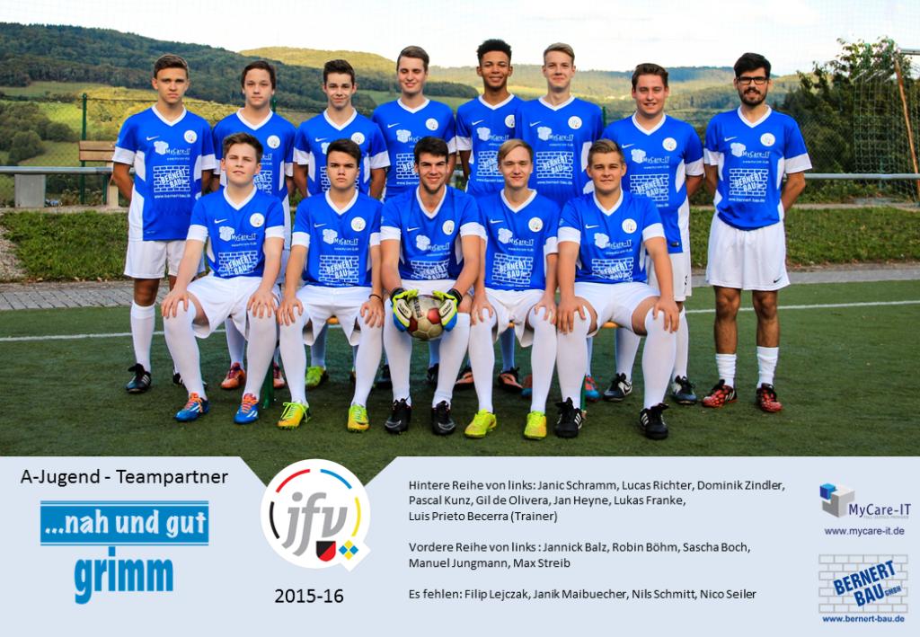 2015-16 A-Jugend