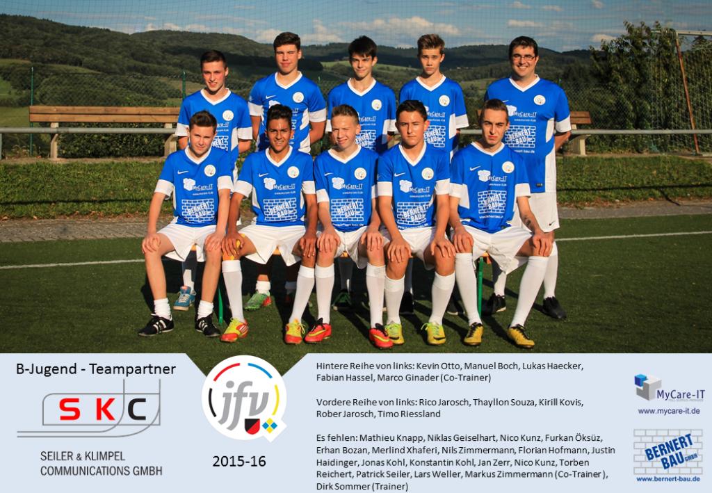 2015-16 B-Jugend