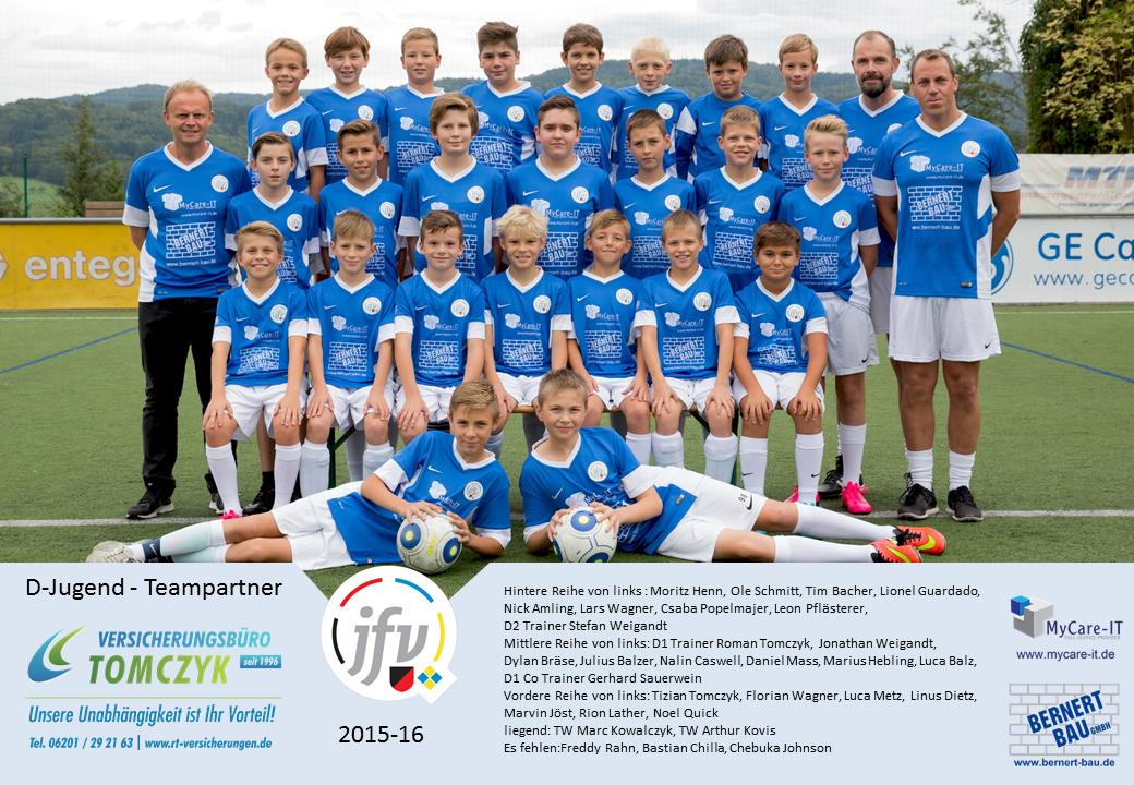 2015-16 D-Jugend
