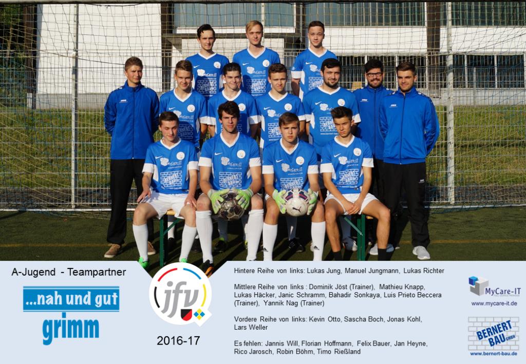 2016-17-A-Jugend