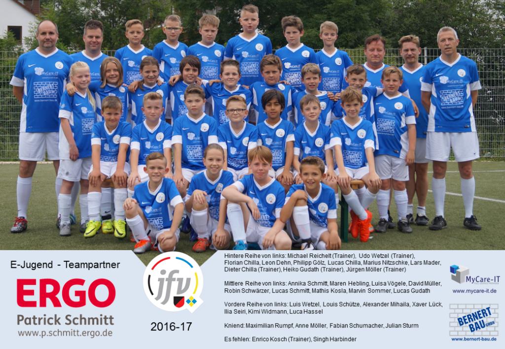 2016-17 E-Jugend