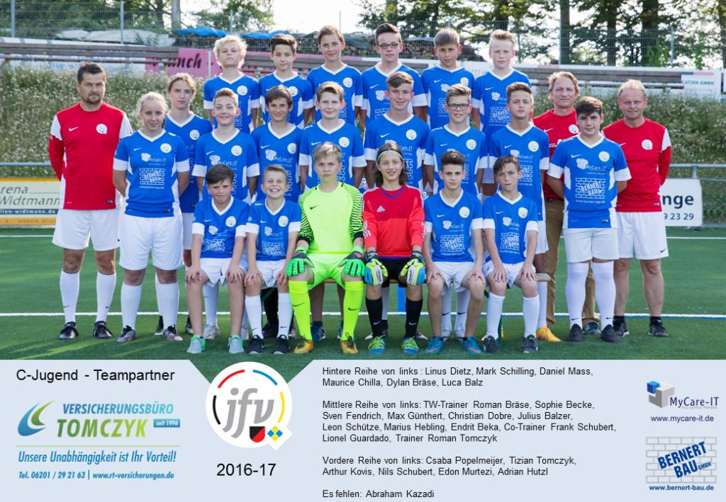 2016-17 C-Jugend