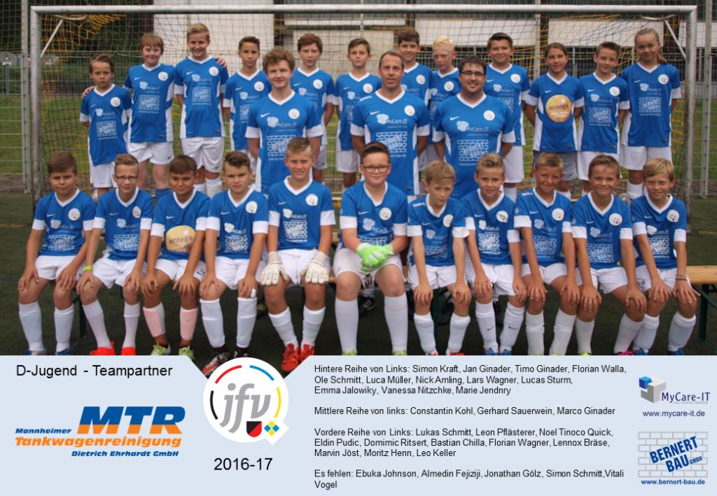 2016-17 D-Jugend
