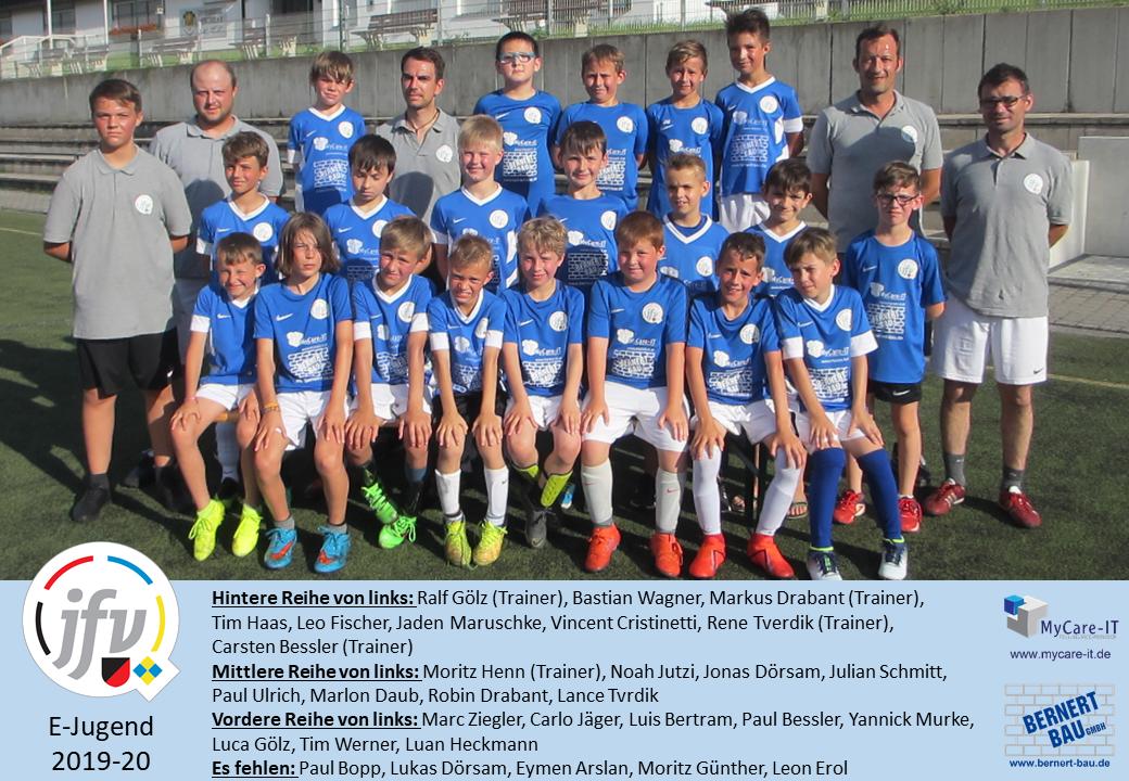 2019-20 E-Jugend