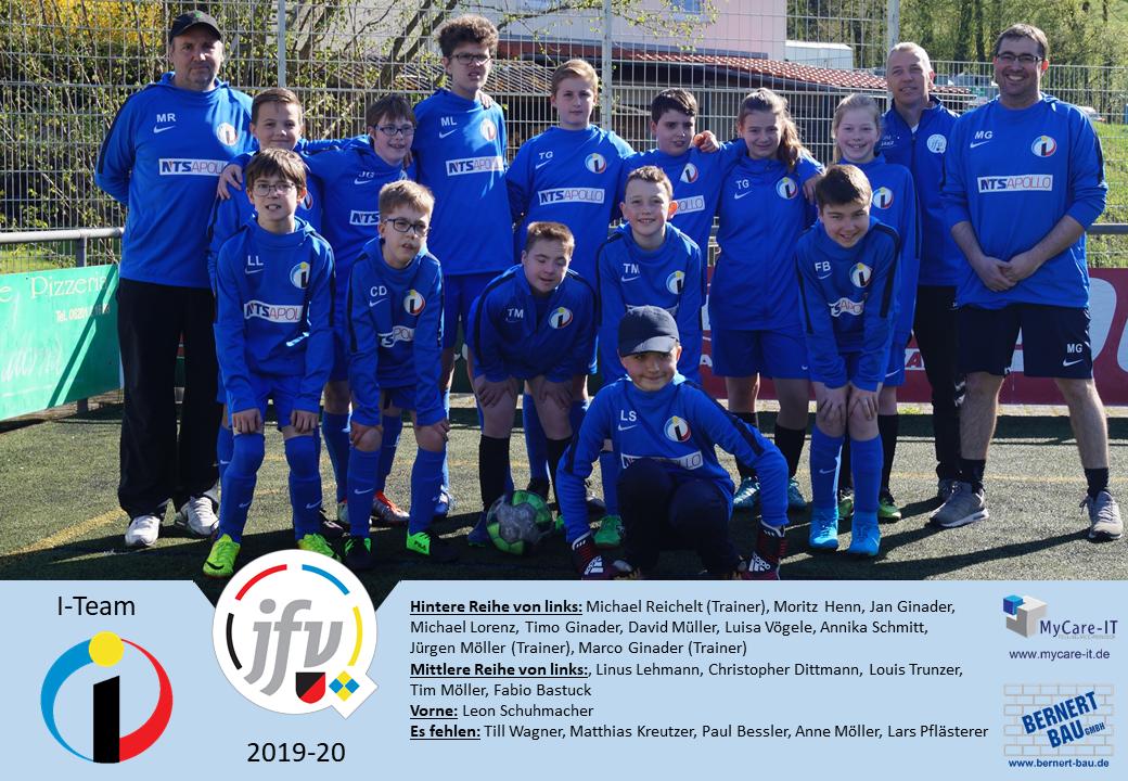 2019-20 I-Team