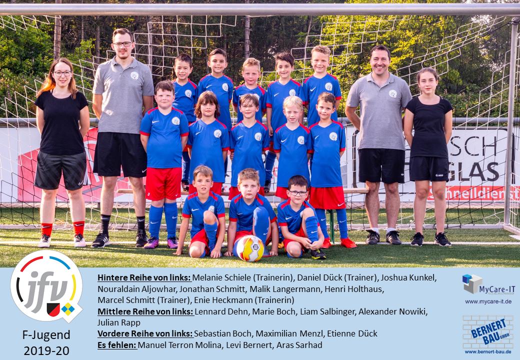 2019-20 F-Jugend